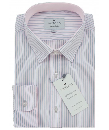 Men's Shirt Victorio V273 Egyptian Cotton