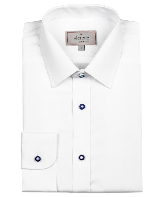 Victorio Slim Men's Shirt V163