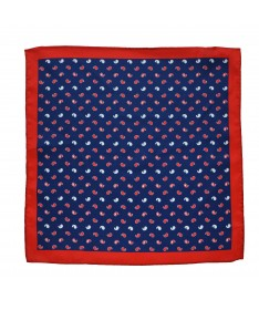 Pocket square Silk Victorio 02