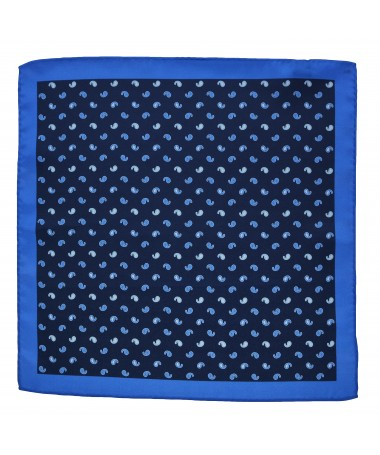 Pocket square Silk Victorio 01