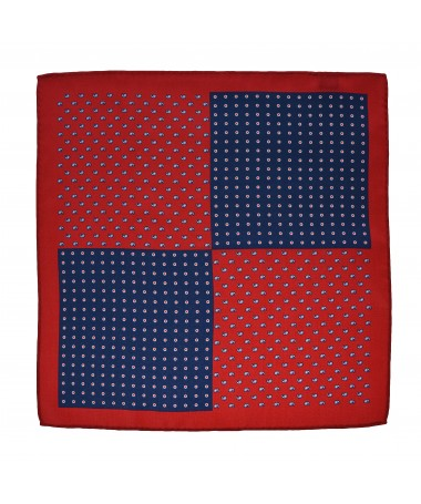 Pocket square Silk Victorio 14