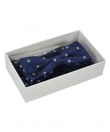 Bow Tie Victorio + pocket square Lux 112