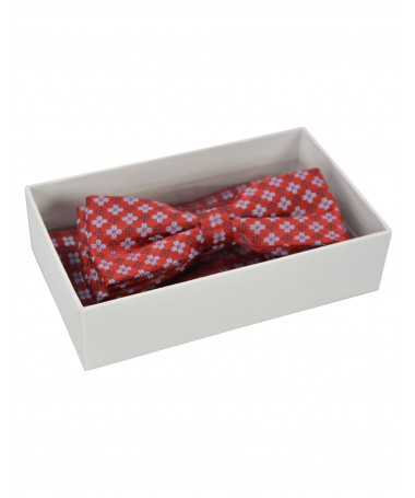Bow Tie Victorio + pocket square Lux 127
