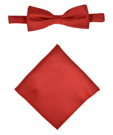Bow Tie Victorio + pocket square Lux 126