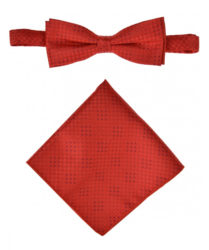 Bow Tie Victorio + pocket square Lux 131