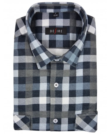 Flannel Shirt Desire164