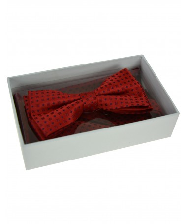 Bow Tie Victorio + pocket square Lux 152