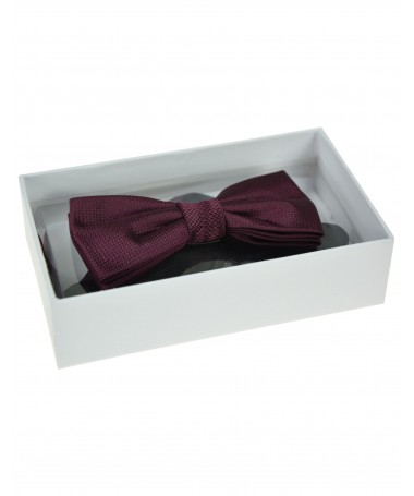 Bow Tie Victorio + pocket square Lux 167