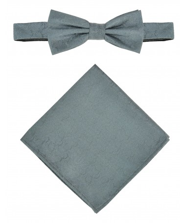 Bow Tie Victorio + pocket square Lux 172